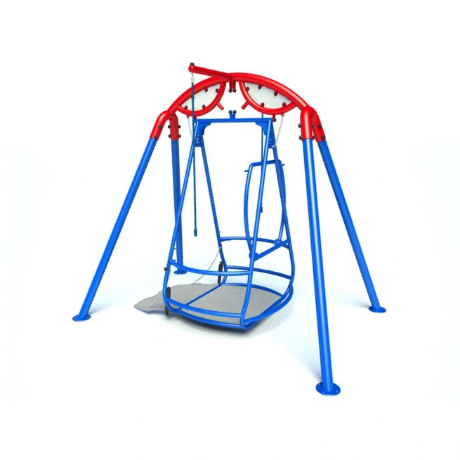Playscape Playgrounds Inclusive Play - IP15 iswing