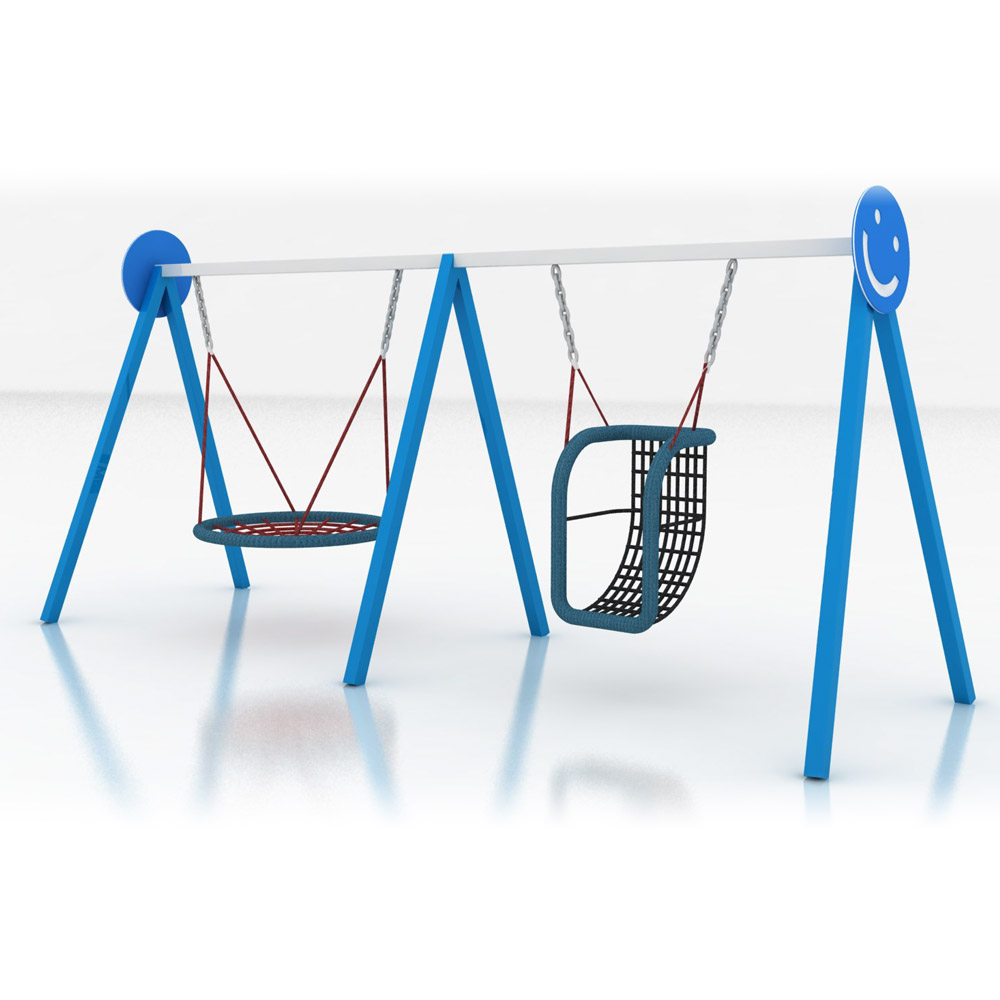 Playscape Playgrounds Inclusive Play - IP24 Combi Swing