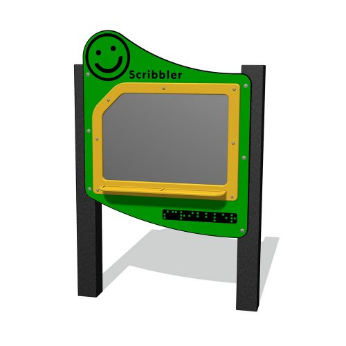 Playscape Playgrounds Inclusive Play - IP300 Scribbler