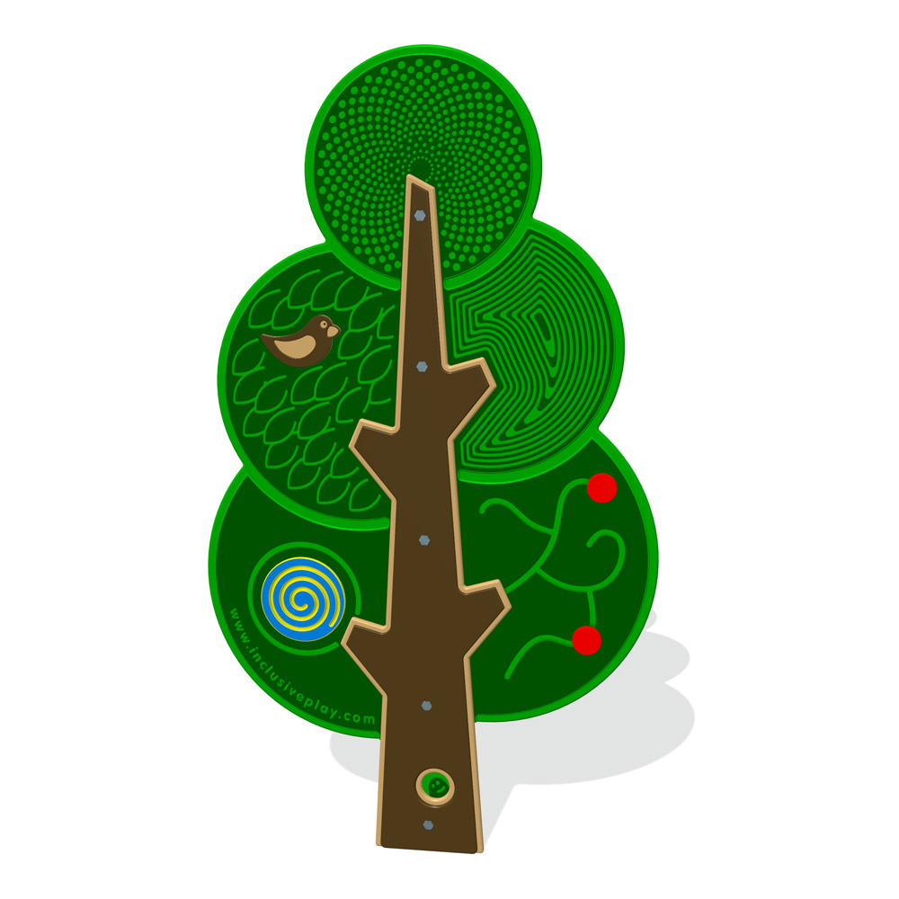Playscape Playgrounds Inclusive Play - IP308 Tactile Topiary