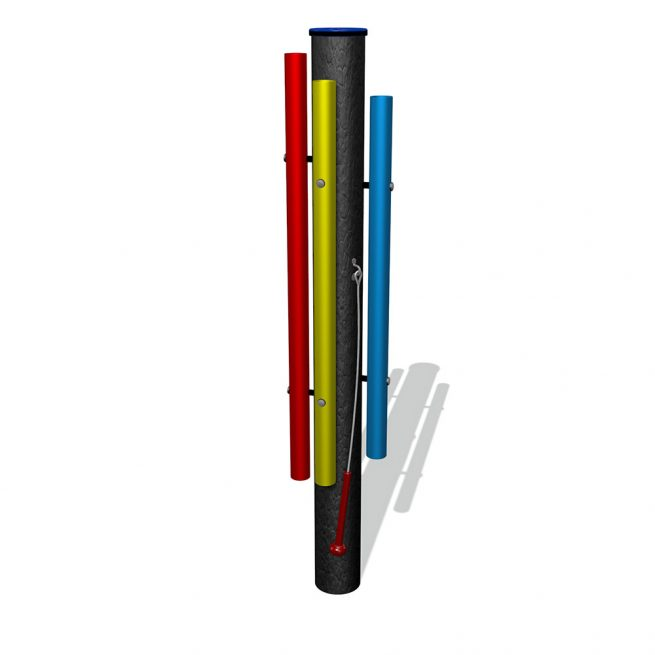 Playscape Playgrounds Inclusive Play - IP412 Chime Solo