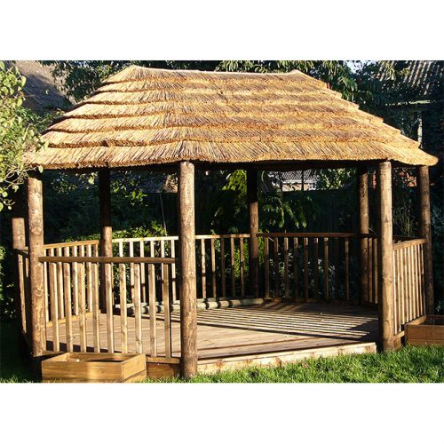 Playscape Playgrounds African Style Shelter