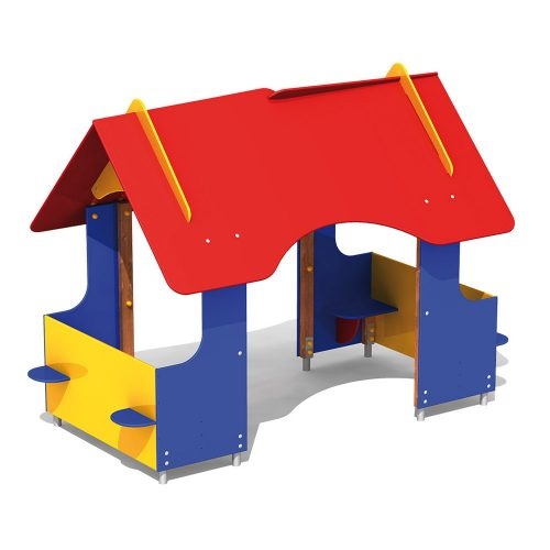 Playscape Playgrounds Pee Po Shelter