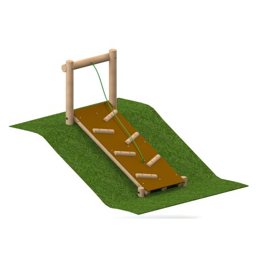 Playscape Playgrounds 1.2m Embankment Ramp