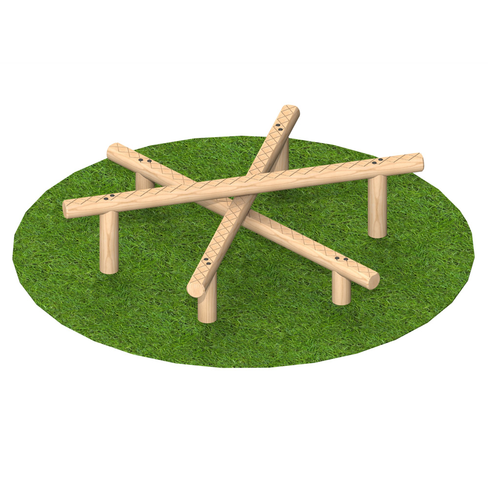 Playscape Playgrounds Balance Junction