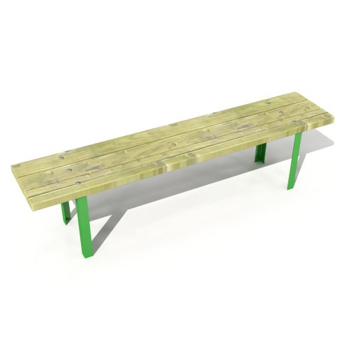 Belvoir Bench - Playscape Playgrounds