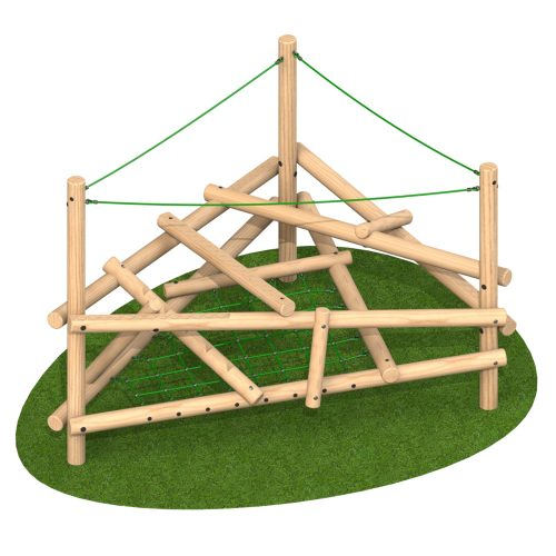 Climber Stack 2 - Playscape Playgrounds