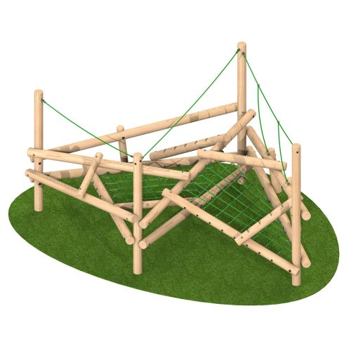Climber Stack 3 - Playscape Playgrounds