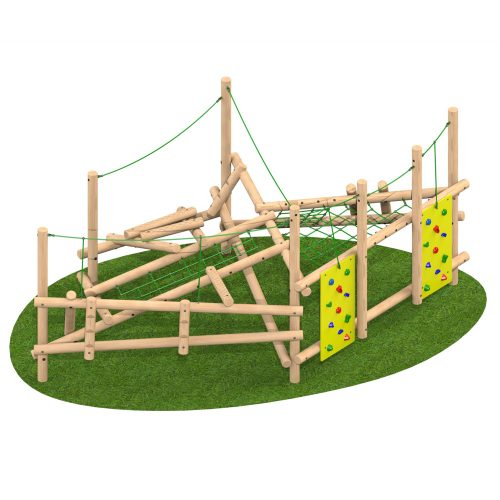 Climber Stack 5 - Playscape Playgrounds