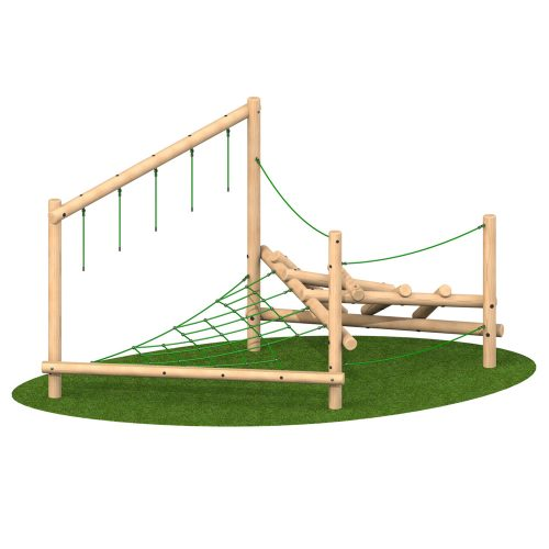 Climber Stack Fratello - Playscape Playgrounds