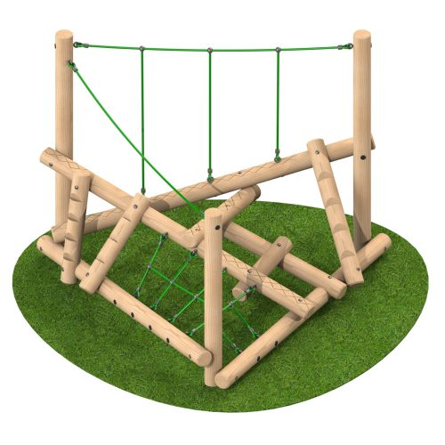 Climber Stack Midi - Playscape Playgrounds