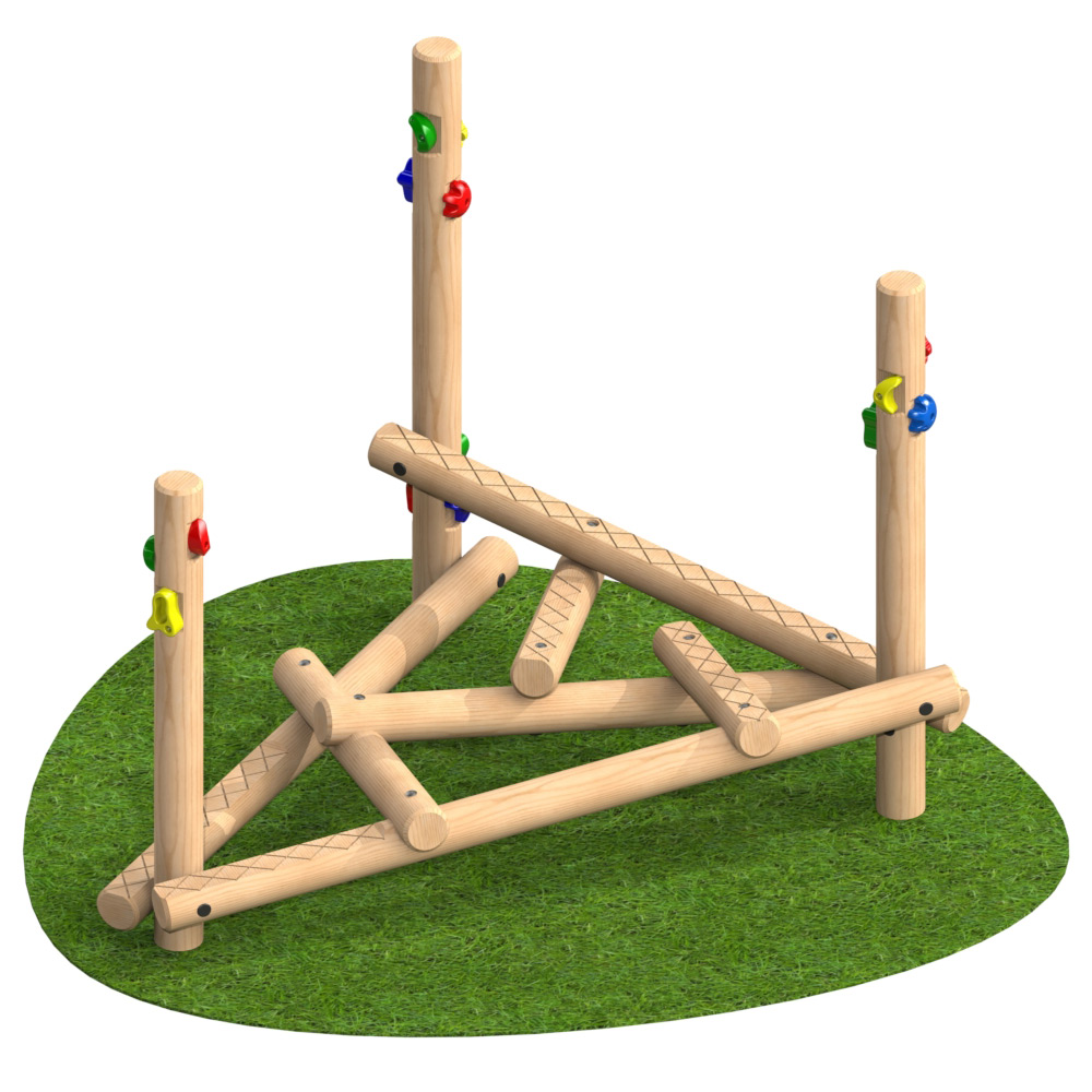 Climber Stack Piccolo - Playscape Playgrounds