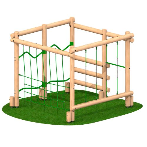 Crest Playframe - Playscape Playgrounds