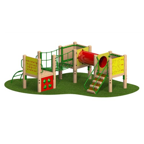 Cygnet Toddler Tower from Playscape Playgrounds