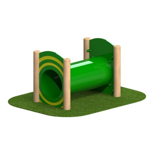 Playscape Playgrounds Free Standing Tunnel
