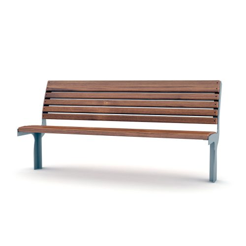 Harris Bench - Playscape Playgrounds