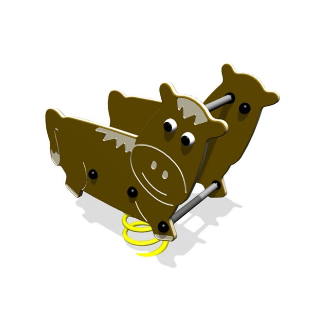 Playscape Playgrounds Horse Rocker