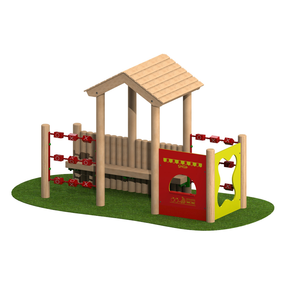 House Of Fun - Playscape Playgrounds
