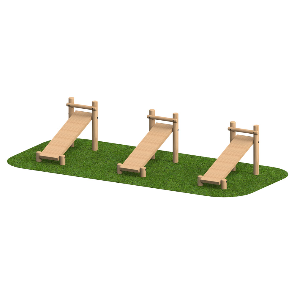 Playscape Playgrounds Inclined Sit Ups
