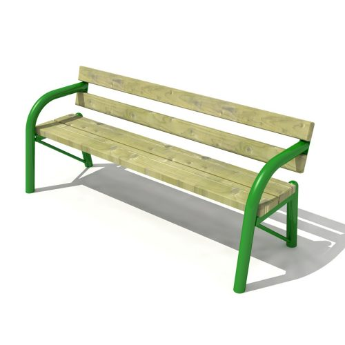 Kilburn Bench - Playscape Playgrounds
