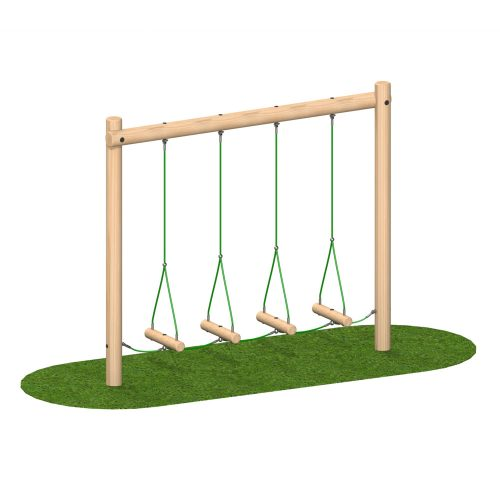Playscape Playgrounds Log Rope