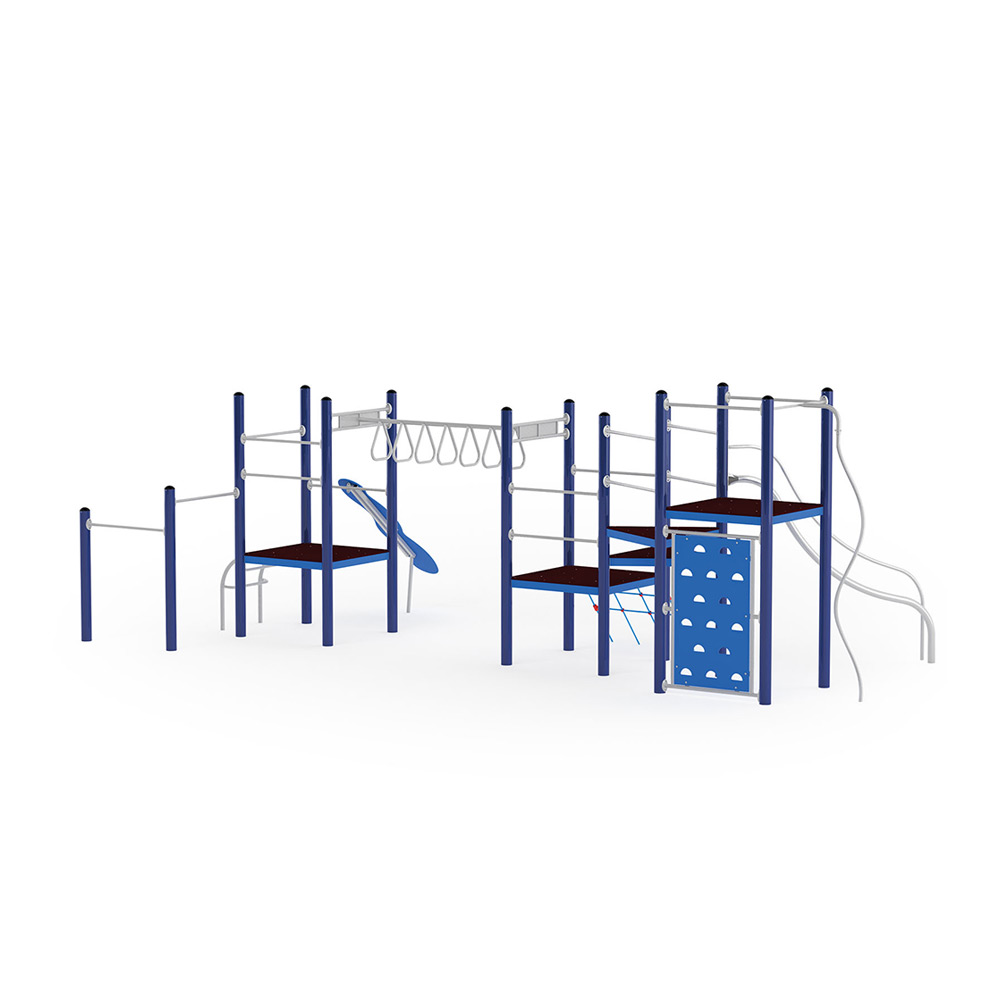 Steel Tower MKPJ8145 - Playscape Playgrounds