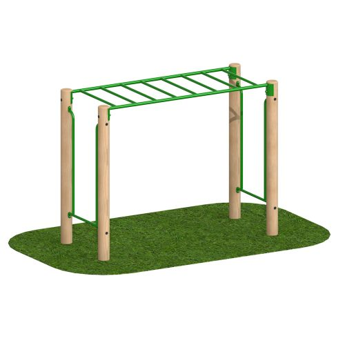 Playscape Playgrounds Monkey Bars