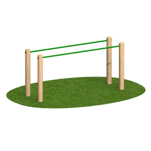 Playscape Playgrounds Parallel Bars