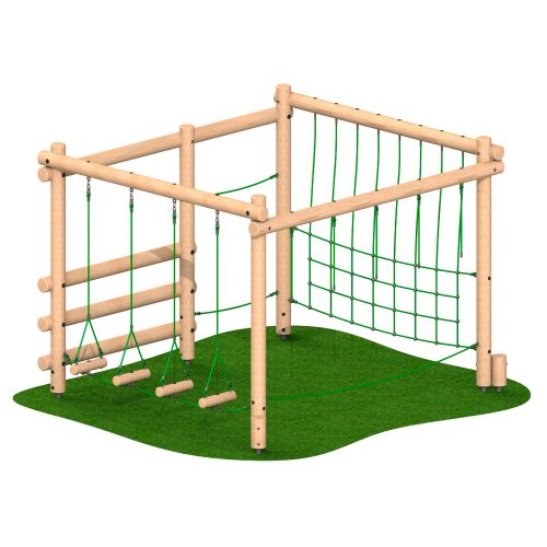 Peak Playframe - Playscape Playgrounds