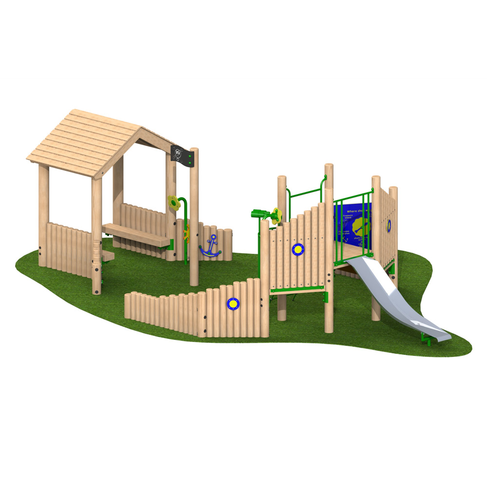 Playscape Playgrounds Pirate Ship