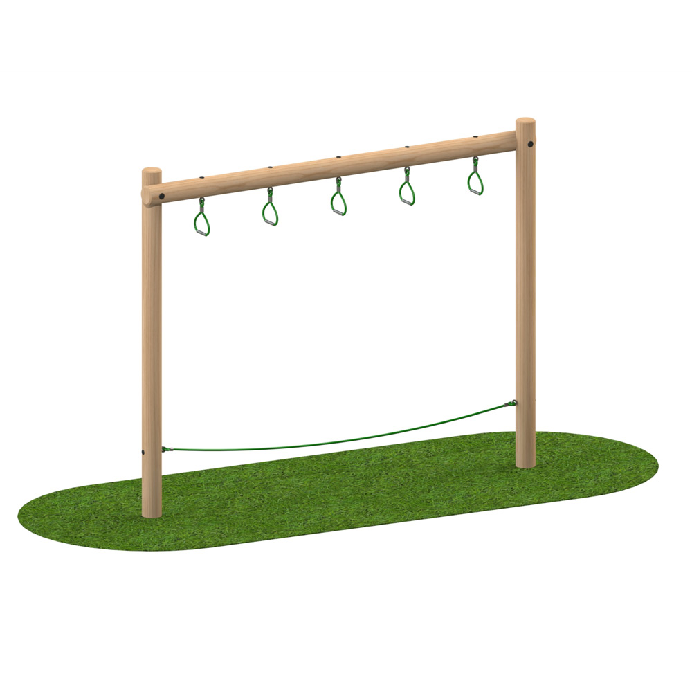 Playscape Playgrounds Tarzan Traverse