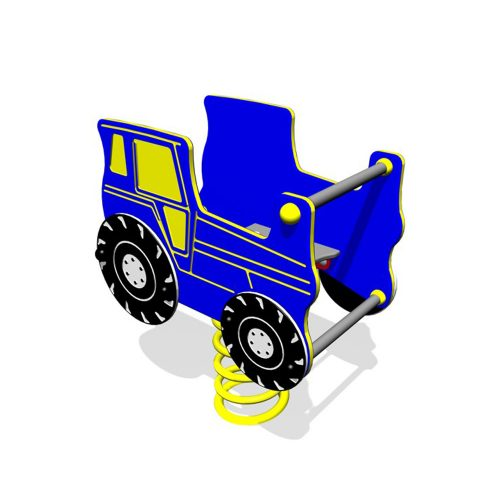 Tractor Rocker from Playscape Playgrounds