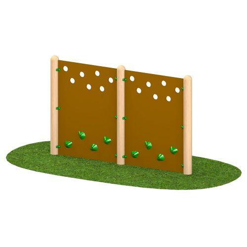 Playscape Playgrounds Traverse Wall