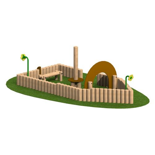 Tug Boat - Playscape Playgrounds