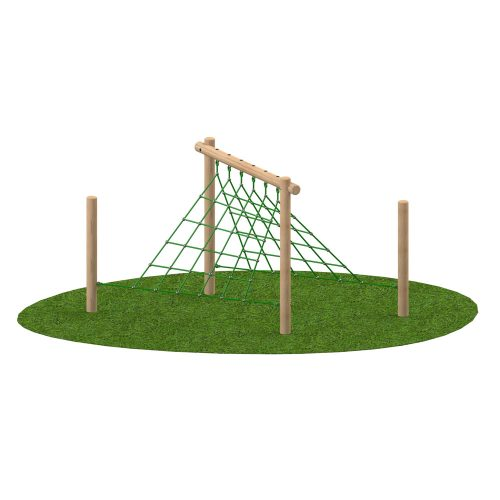 Playscape Playgrounds Twist Net