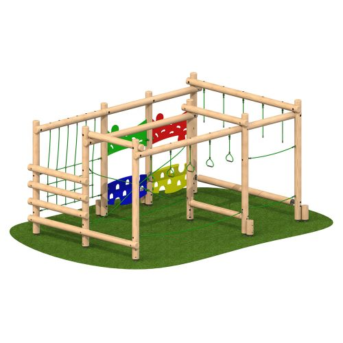 Vertex Playframe - Playscape Playgrounds