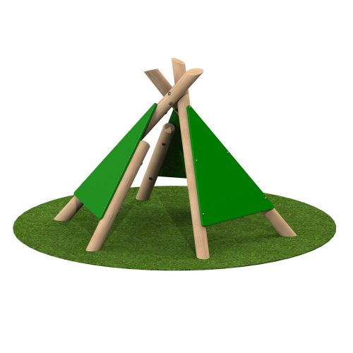 Wigwam - Playscape Playgrounds
