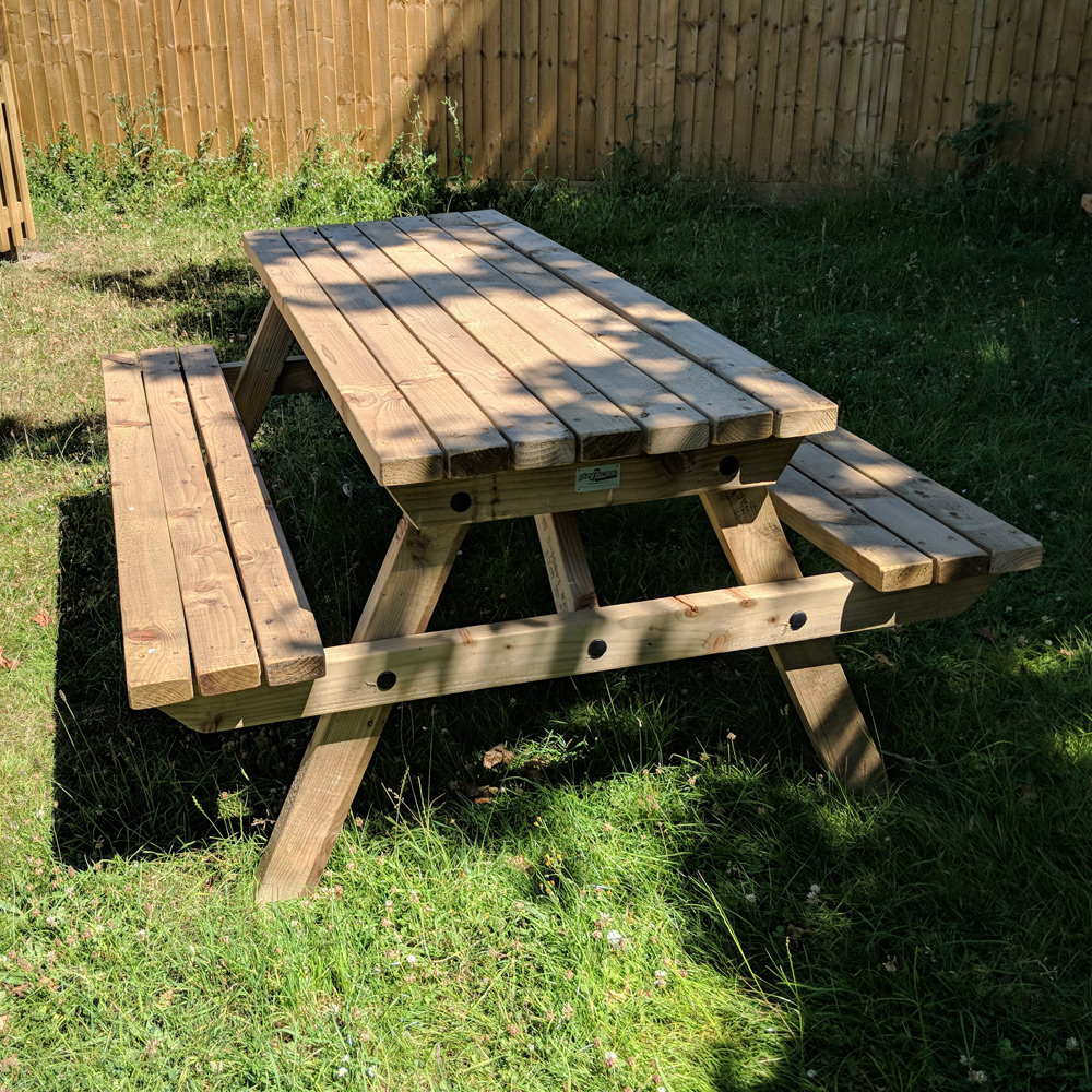 Playscape Playgrounds - Garden Picnic Table