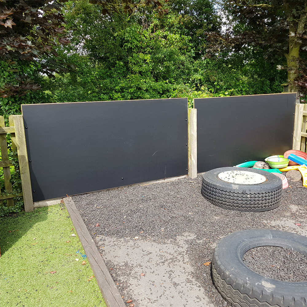 Childrens Outdoor Chalkboard - Playscape Playgrounds