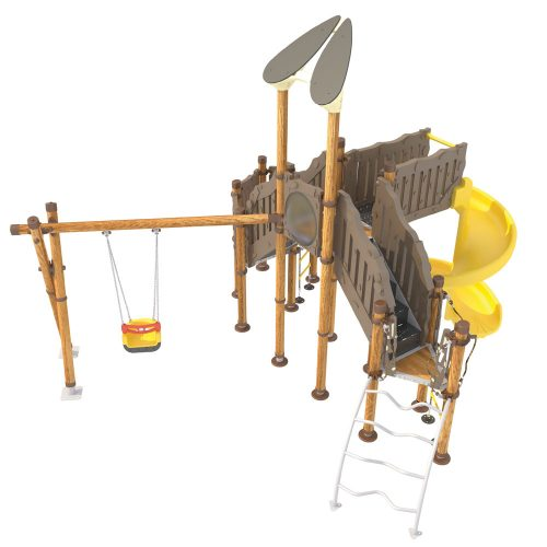 Toddler Play Tower - PSCAGTS208P