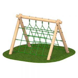 Playscape Playgrounds A Frame Low with Nets