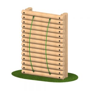 Playscape Playgrounds Assault Wall