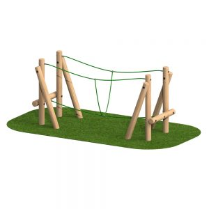 Playscape Playgrounds Burma Bridge