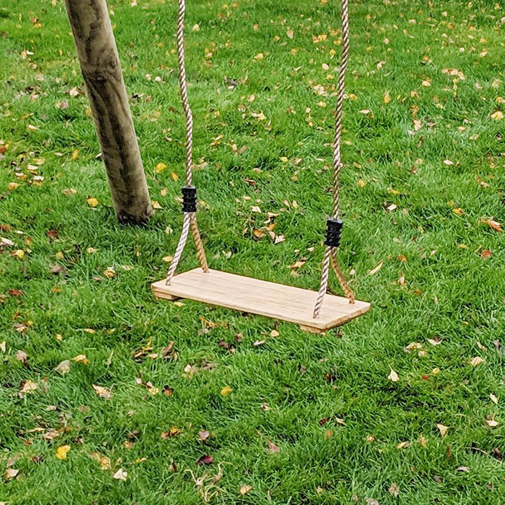 Single Garden Swing
