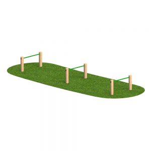 Playscape Playgrounds Heave Beam