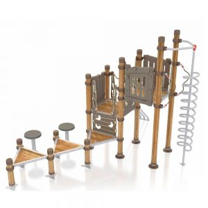 Junior Play Tower - PSCAGTS204