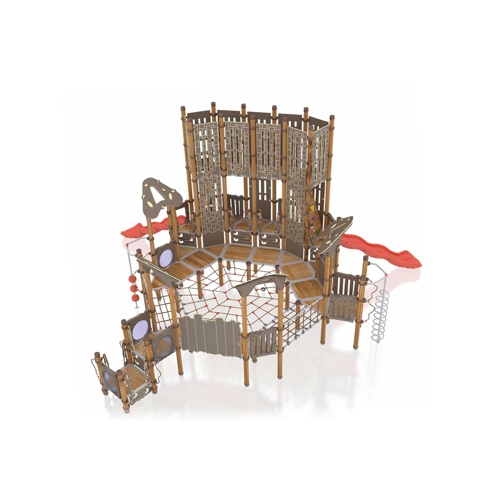 Junior Play Tower - PSCAGTS401