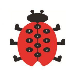 Ladybird Hopscotch
