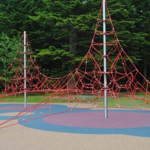 Twin Pyramid Activity Nets
