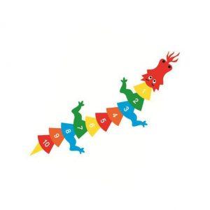 Dragon Playground Markings